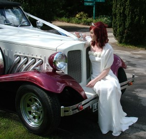 Wedding car service from Function Cars