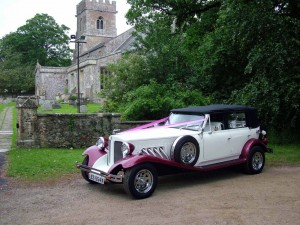 Wedding Car Hire Swindon