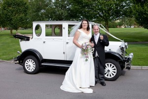wedding car swindon