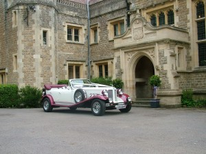 wedding car seend