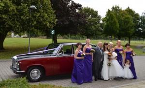 alexandra house wedding