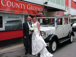wedding county ground
