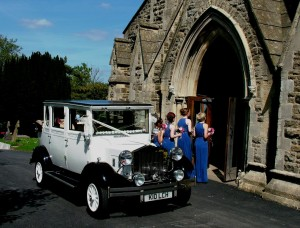 Christ Church Swindon Wedding