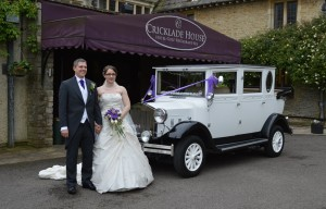wedding at cricklade house hotel