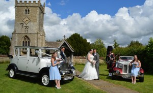 St Mary Magdalene Wedding South Marston