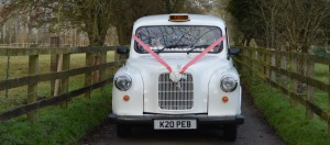 The Fairway Wedding Car from Function Cars