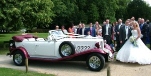 Lydiard Wedding Ceremony