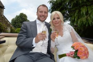 Corsham wedding for Cashia and Stuart