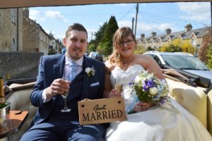 Corsham wedding for Laura and Jon