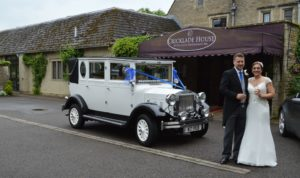 Cricklade House wedding reception