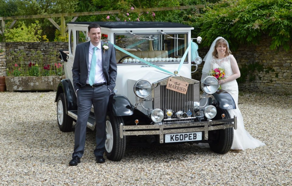 Winkworth Farm wedding for Gemma and Richard
