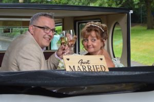 Swindon Marriott wedding for Tracy and Mark
