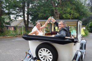 Chiseldon House wedding for Louise and Chris