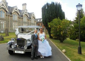 Christ Church Swindon Wedding for Kelly and Shane