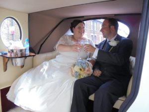 Cricklade wedding for Charlotte and Chris