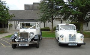 Imperial and Fairway wedding cars