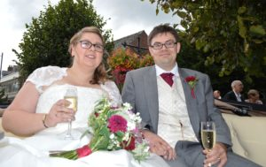 Royal Wootton Bassett wedding for Sophia & Paul