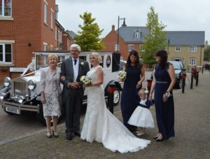 Chiseldon House Hotel wedding for Leanne