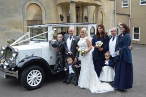 Chiseldon House Hotel wedding for Leanne & Chris