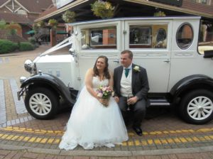 DeVere Swindon Wedding for Kelly & Ben