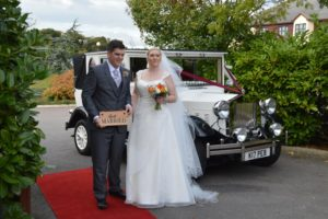 Wiltshire Hotel wedding reception for Laura and Scott
