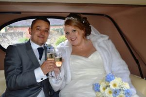 Christ Church Swindon wedding for Amy & Alistair