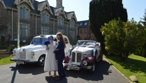 Christ Church Swindon wedding for Sadie & Richard