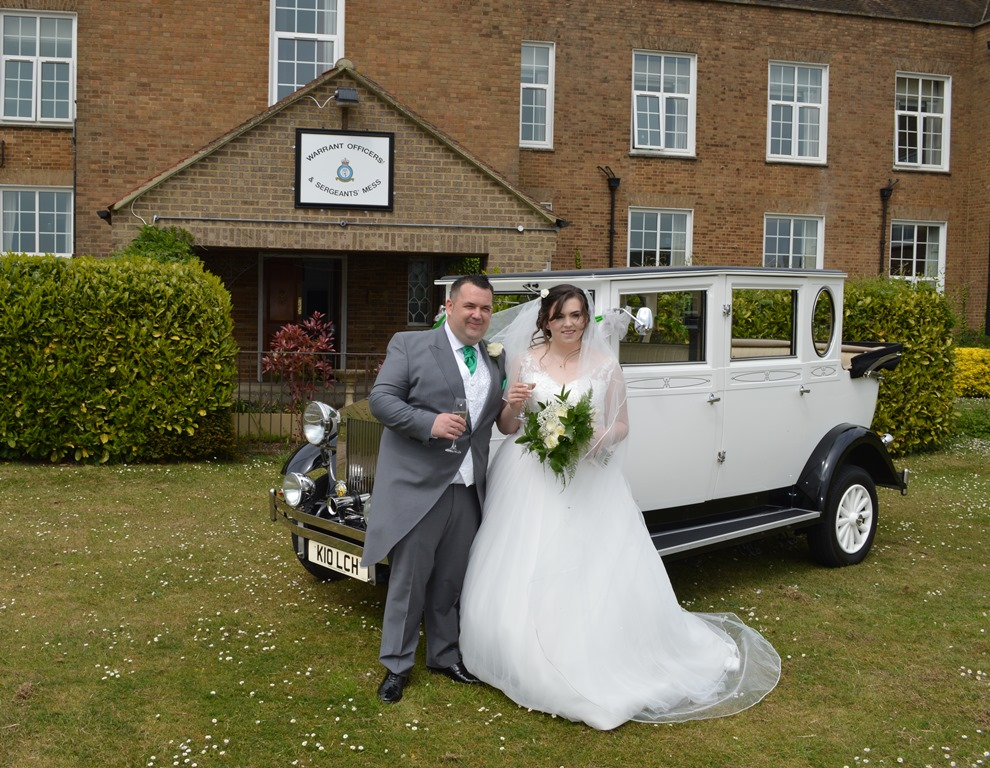 Chatham registry office wedding
