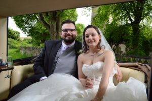 St Margarets Church wedding for Deborah and Ryan