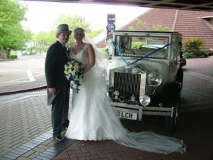 Village Hotel Swindon wedding reception for Rebecca and Martin