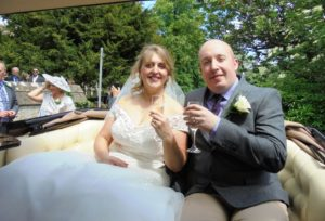 South Cerney wedding for Pippa & Barney