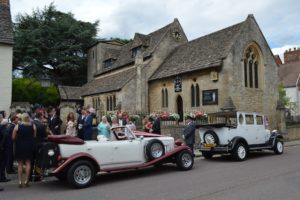 Cricklade wedding for Charlotte & Bruce