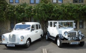 Fairway & Imperial wedding cars