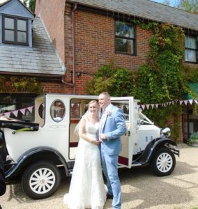 Marsh Farm wedding for Bekki & Ross