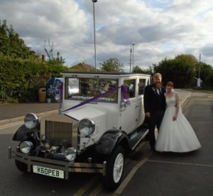 Holy Rood Church Swindon wedding for Abbey & Marcus
