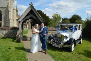 South Marston wedding for Hailey & Craig