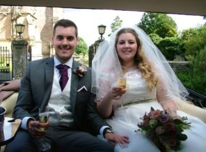 Corsham wedding for Amy & Steven
