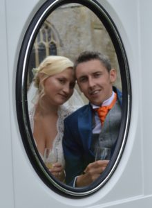 South Marston Church wedding for Kimberley & Jason