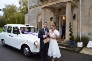 Chiseldon House reception for Kelly & Darren